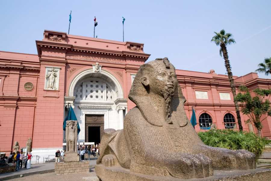 Excursies Egypte Cairo Tour from Sahl Hasheesh by plane