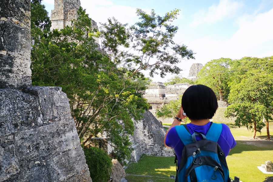 Gem Trips 11:55 Tikal Sunset Private Tour from Jaguar Inn Tikal