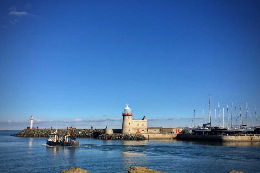 Shane's Howth Adventures 3. Coastal Walk and Chowder Trail