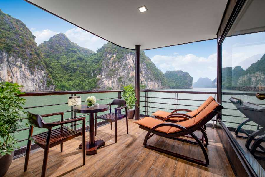 Friends Travel Vietnam Peony Cruise | Lan Ha Bay 3D2N