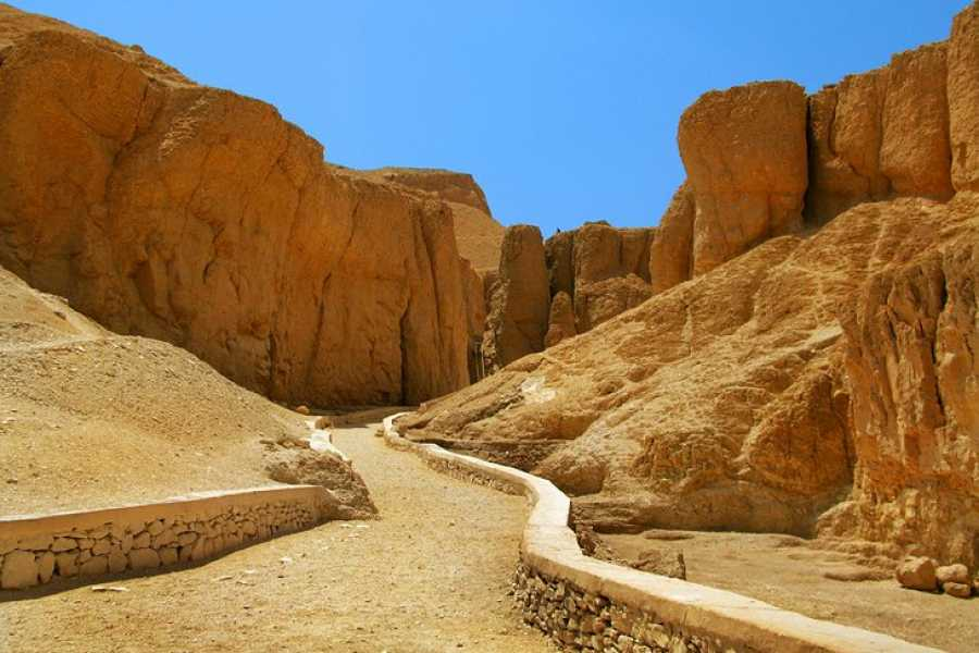 Excursies Egypte Half dag excursie naar de westoever van Luxor