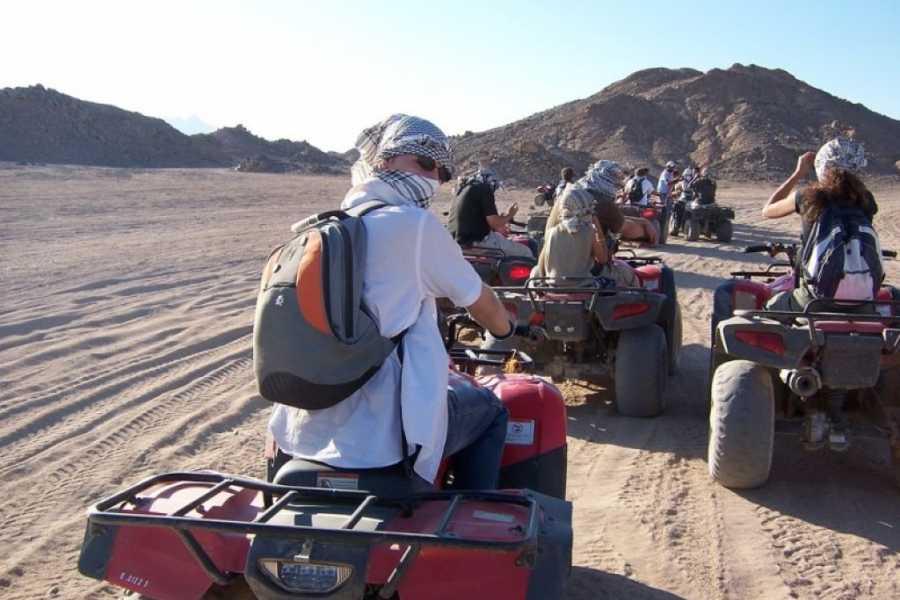 Excursies Egypte Super desert Safari tour from Port Ghalib