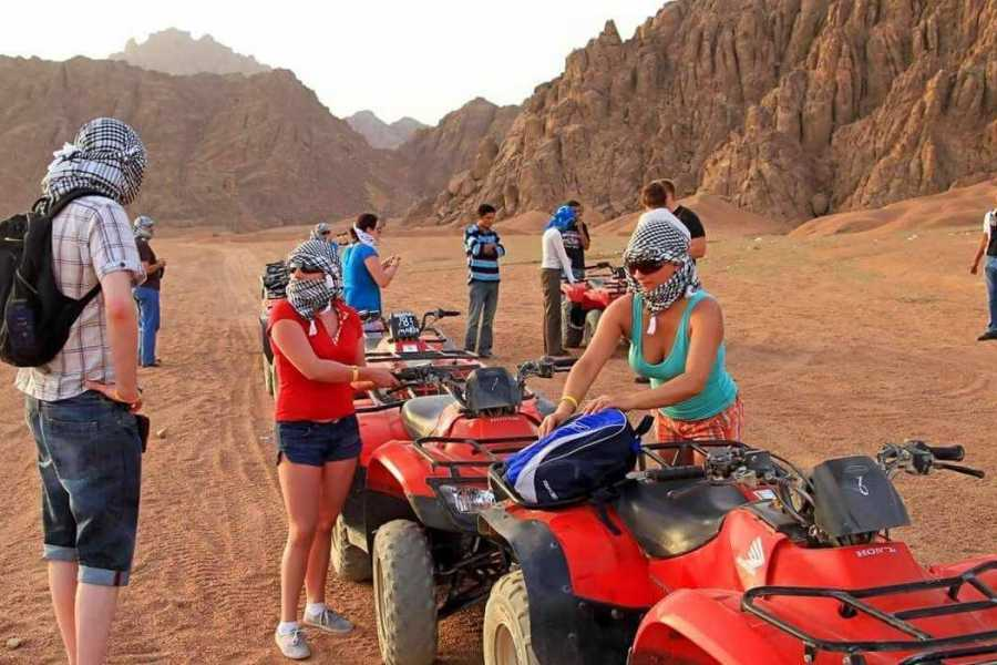 Excursies Egypte Aladin Morning Safari trip From Port Ghalib