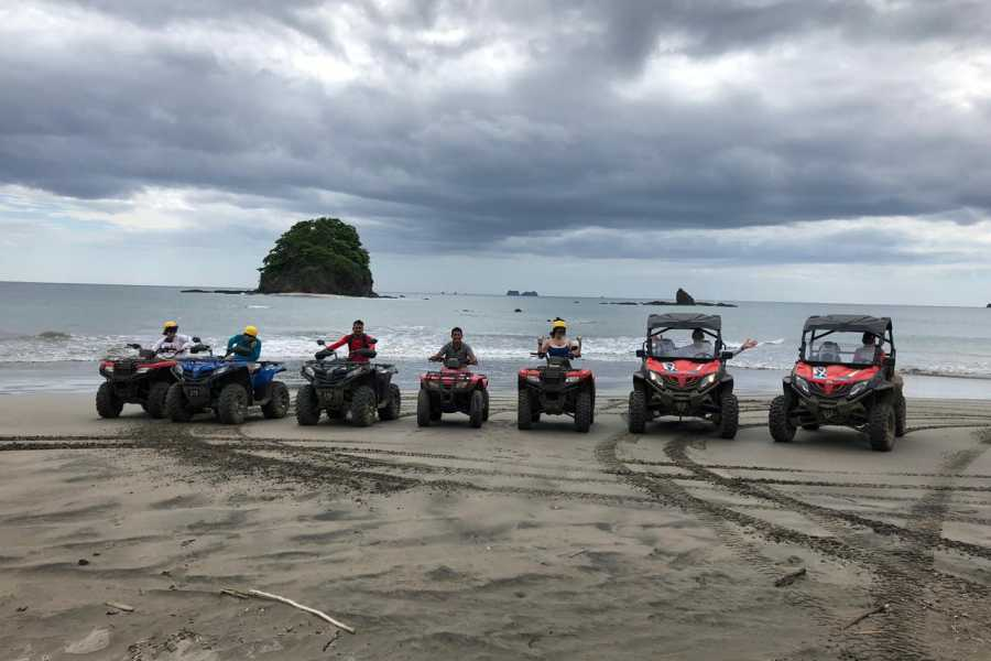 Tour Guanacaste ATV Southern Fried Picnic Tour
