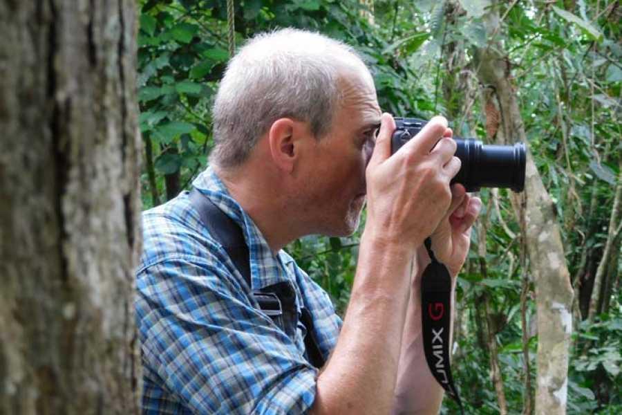 Uvita Information Center RAINFOREST BIRD WATCHING -Short Version