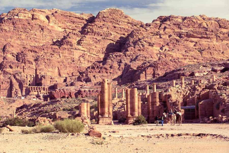 Excursies Egypte Petra tour from Sharm el Sheikh By Ferry Boat