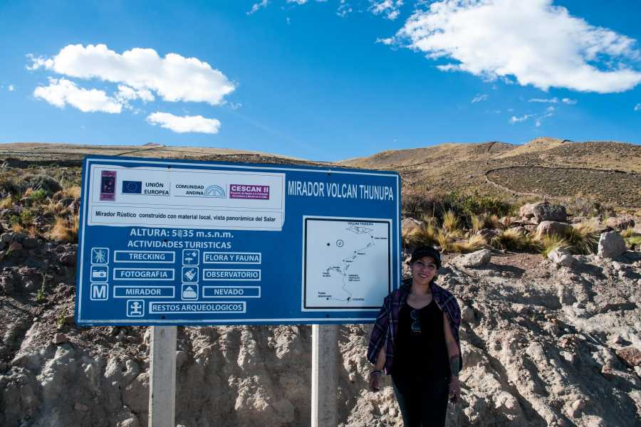 Uyuni Expeditions SALAR DE UYUNI + ASCENSO VOLCÁN TUNUPA 2D