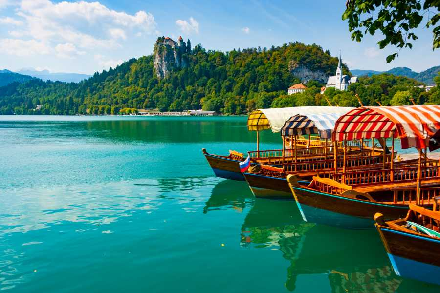 Nature Trips SLOVENIA EXPRESS - From Ljubljana to Split