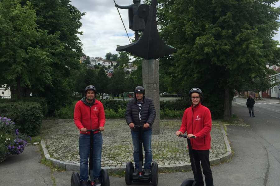 Segway Tours Norway 4. Segway Tours Trondheim