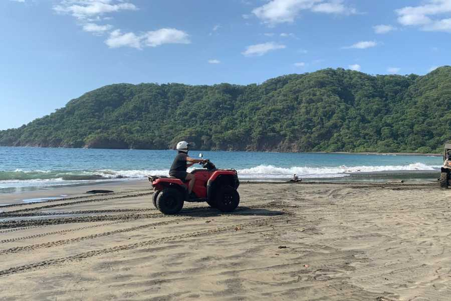 Tour Guanacaste ATV Beach BBQ Ribs tour