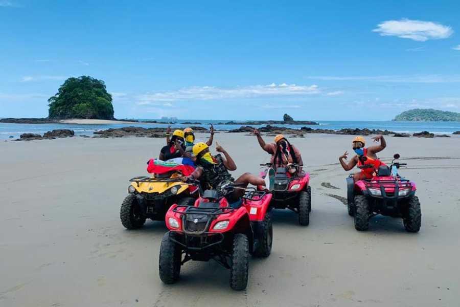 Tour Guanacaste ATV Beach BBQ Ribs Tour