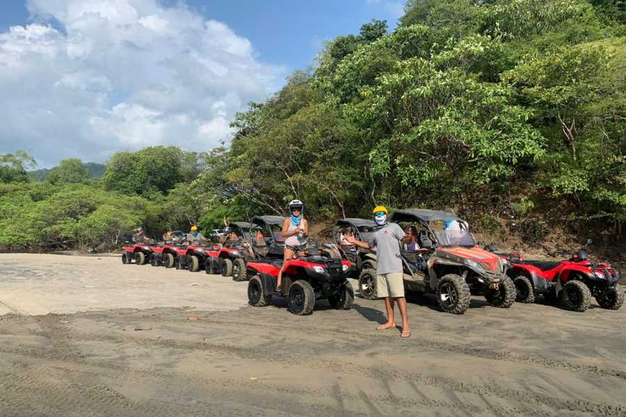 Tour Guanacaste ATV BBQ Fish Cookout Expedition