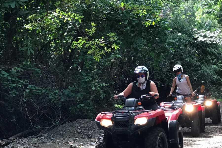 Tour Guanacaste ATV BBQ Fish Cookout Expedition