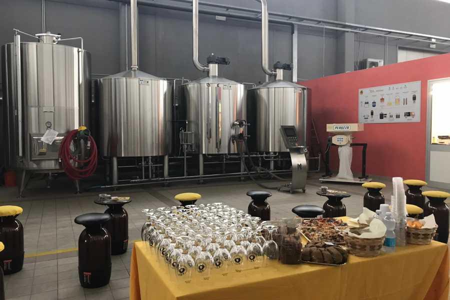 Ravenna Incoming Convention & Visitors Bureau Degustazione di Birra Ravennate: DELìRA craft beer