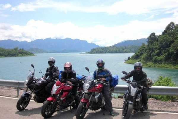 10 Day Motorbike Tour