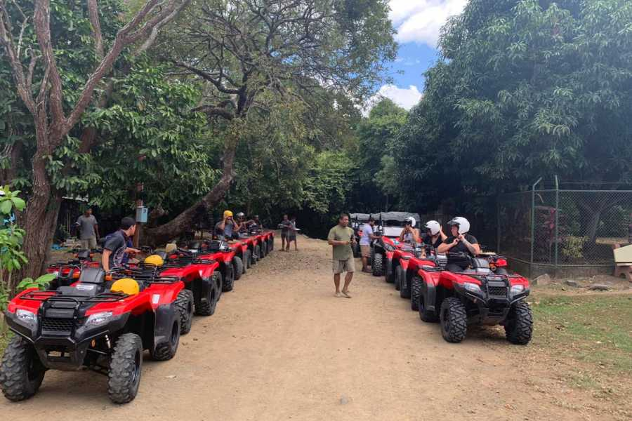 Tour Guanacaste ATV Beach BBQ Steak Lovers Tour