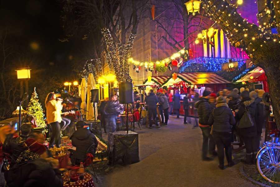 ToDoInSlovenia, brand of Kompas d.d. Zagreb Christmas Market