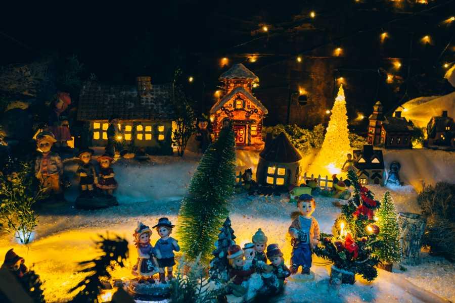 ToDoInSlovenia, brand of Kompas d.d. Gardens of Mozirje with Celje Christmas Market