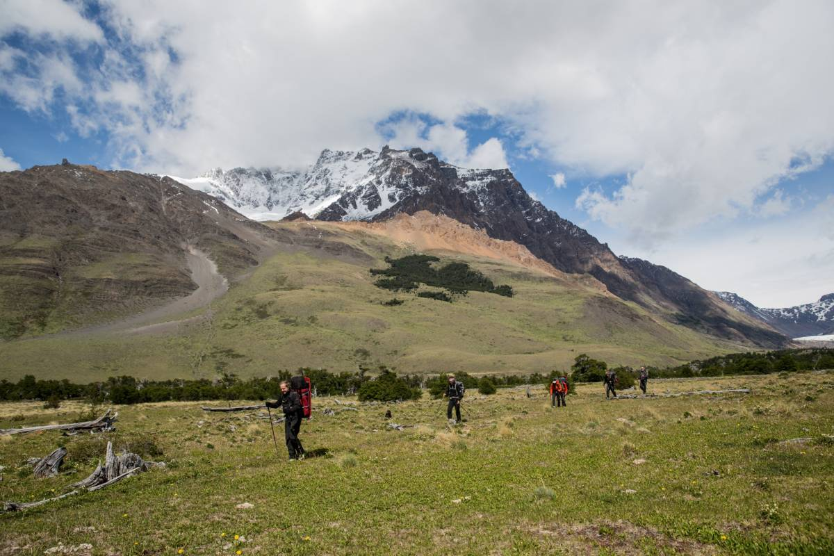 Patagonia Hikes Main View Points 6 days.