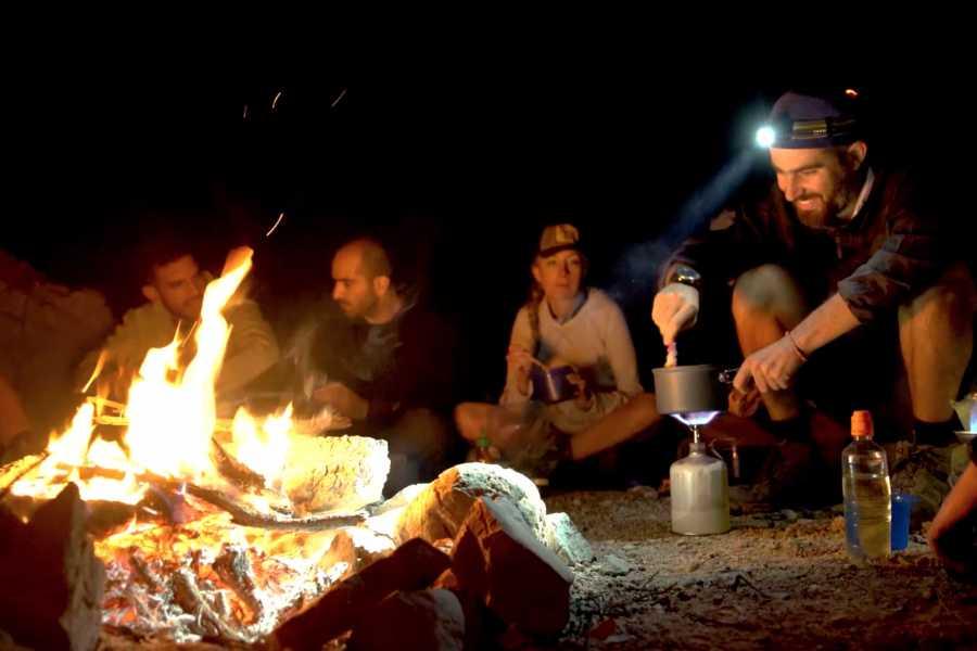 Adventurati Outdoor Backpacking Adventure: Hike + Camp + Yoga (2/3 April)