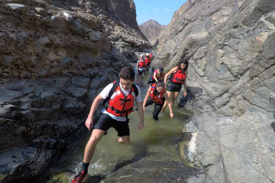 Adventurati Outdoor National Day - Canyoning and Camping