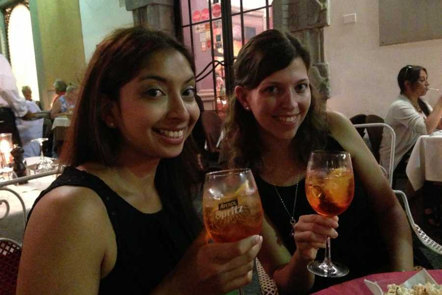 Italy on a Budget tours THE ULTIMATE FLORENCE BY NIGHT with aperitivo time