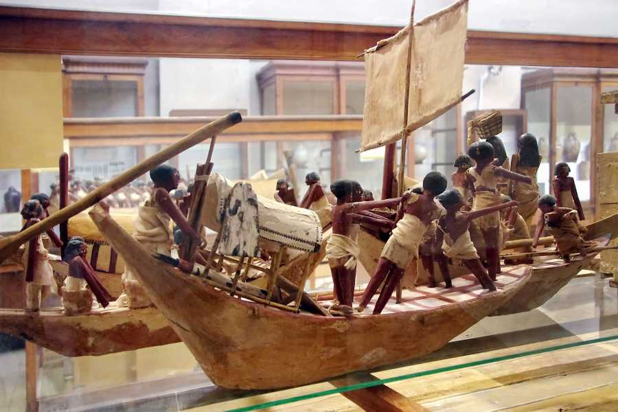 Deluxe Travel Egyptian Museum Private Guided Tour