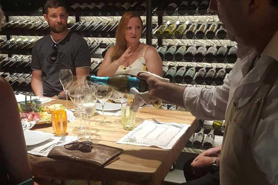 Feeling Italy Concierge Wine Tasting at Osteria Lo Stuzzichino