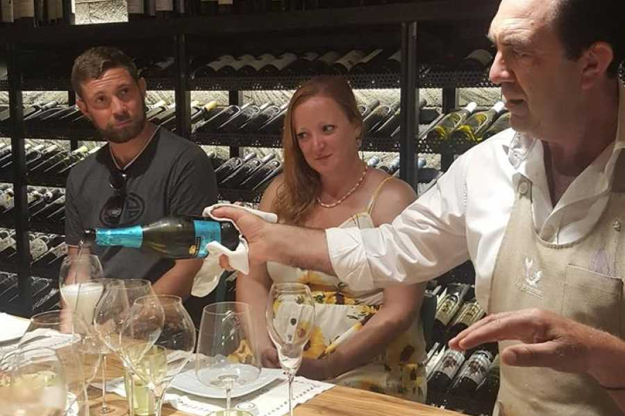 Feeling Italy Concierge Wine Tasting at Osteria Lo Stuzzichino