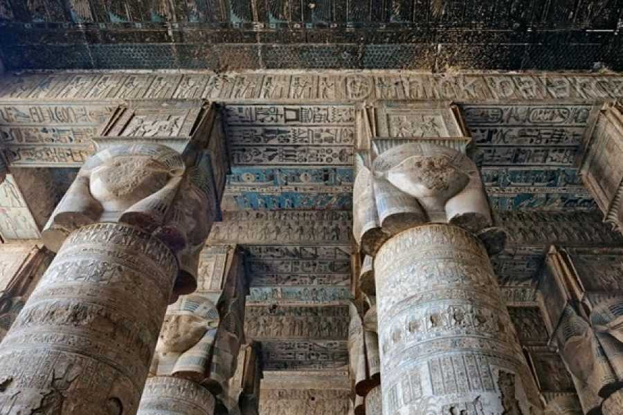 Excursies Egypte Dendera and Abydos trip from Luxor