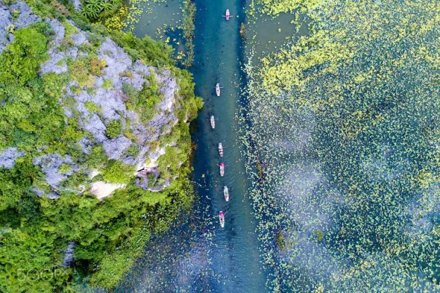 OCEAN TOURS LUXURY tour visit tamcoc - hoalu
