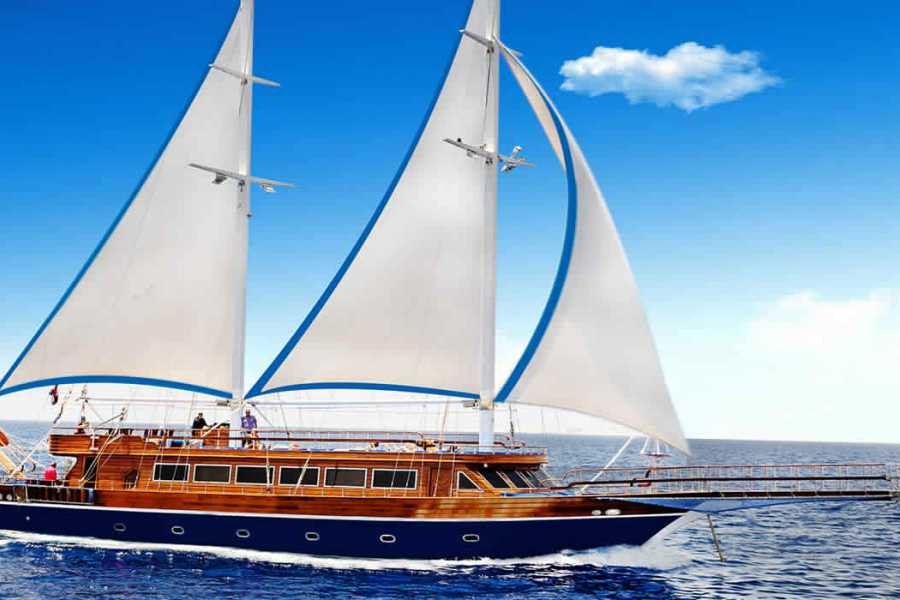 Excursies Egypte Pirates Premier Sailing Boat Trip In Hurghada