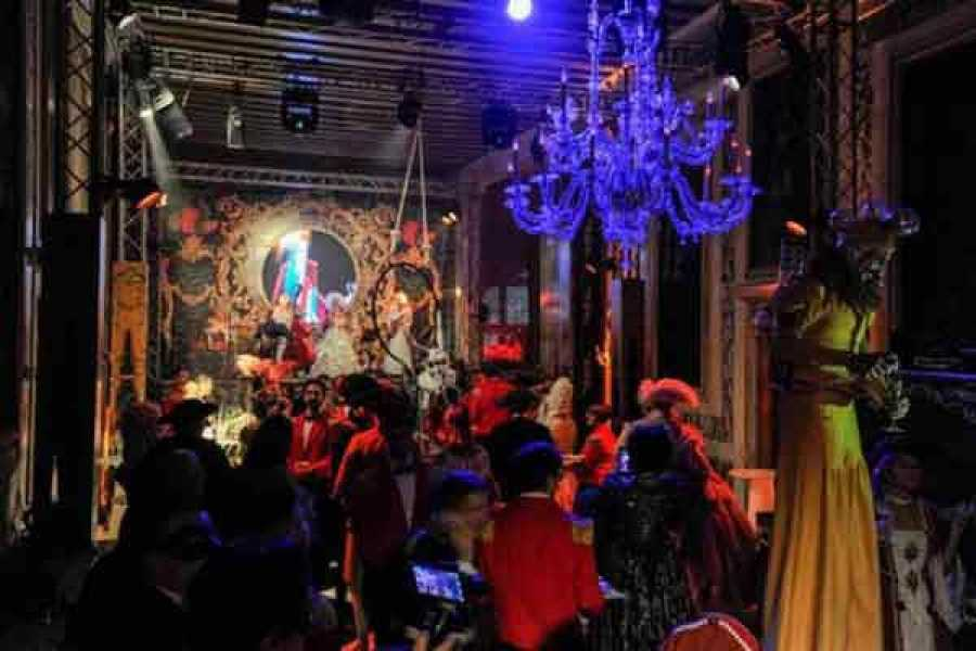 Venice Tours srl The Official Venice Carnival Ball 2020 at the Renaissance Venetian Palace