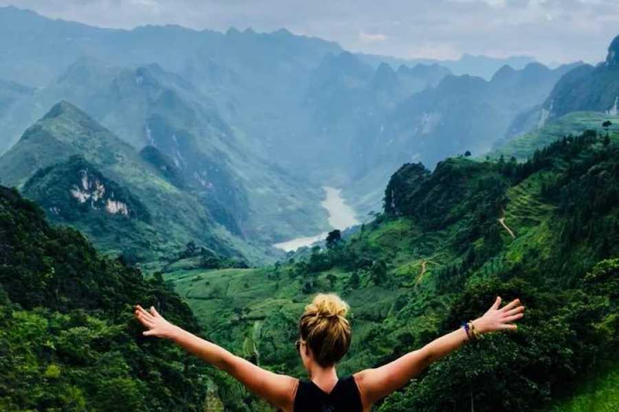 Friends Travel Vietnam Real Ha Giang Easy Riders Experience | 3D2N Ha Giang Loop- Start & End in Ha Giang - [Join-in Group]