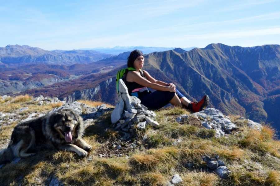 Green Visions Lukomir Circular Hike - overnight option