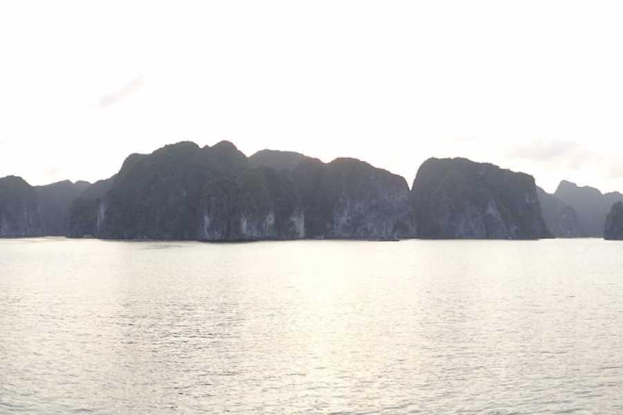 Friends Travel Vietnam The Cat Ba -Lan Ha Bay Private Cruise Experience 2D1N - Depart & End in Cat Ba