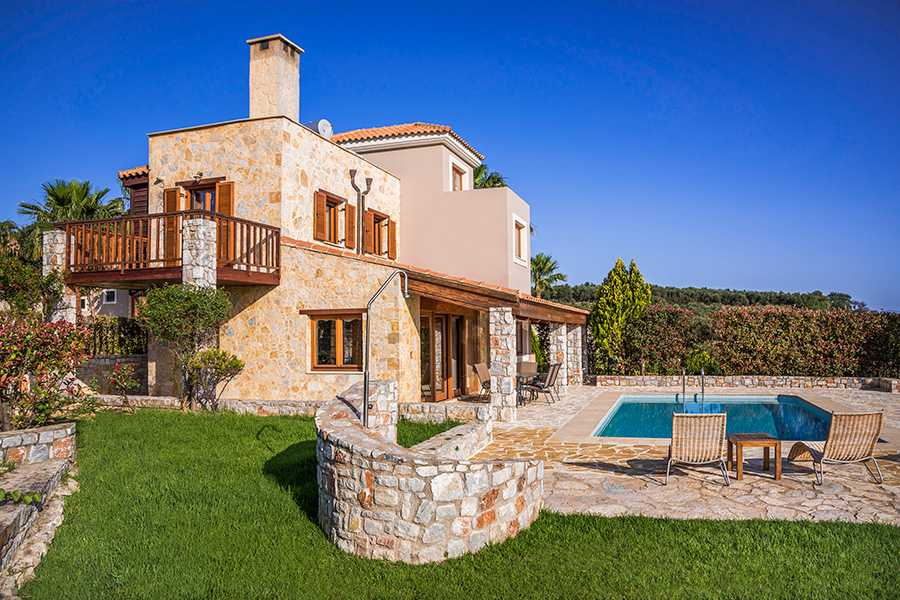 Destination Platanias Athina Villas
