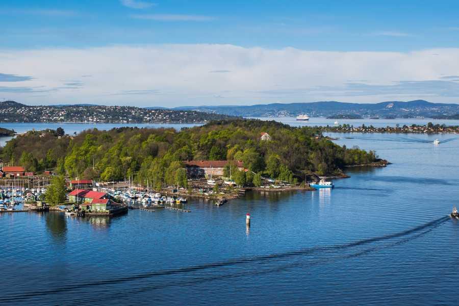 Viking Biking BusAbout : Nature Walks : Island Hopping