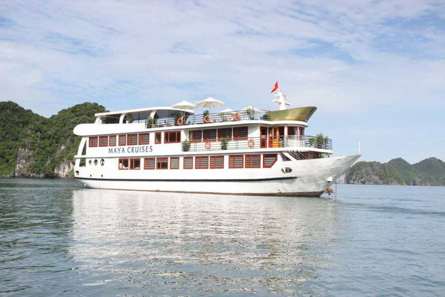 OCEAN TOURS LUXURY LAN HA BAY CRUISES