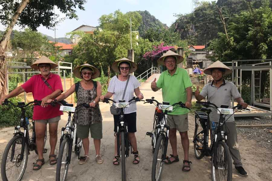 Friends Travel Vietnam *New - 2D1N Mai Chau  Ethnic Trail Electric-Bike ( Small Group)