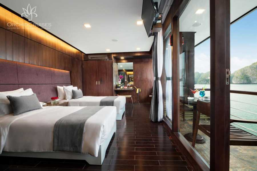 OCEAN TOURS ORCHID LUX 5* one night cruise