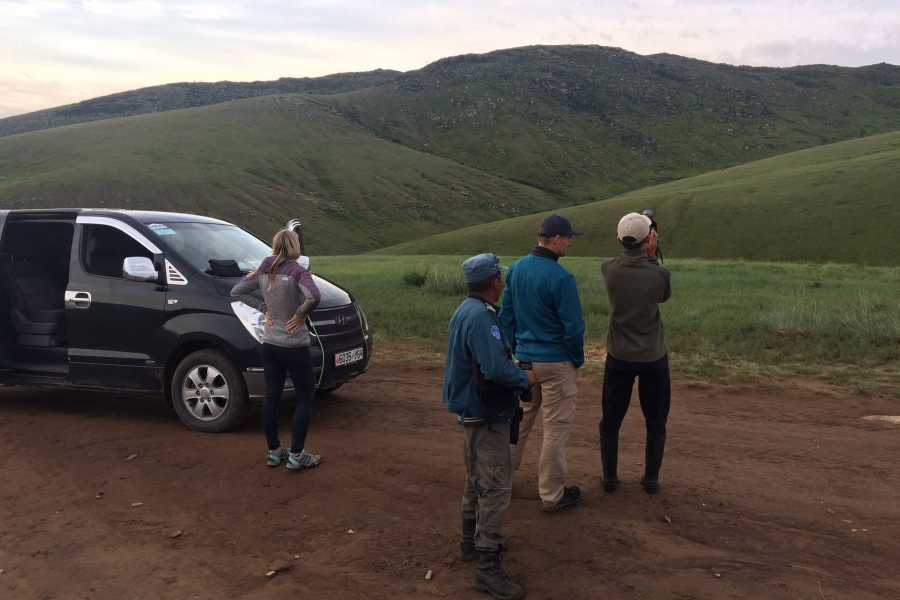 The Great Mongolian Adventures Ulaanbaatar city 2 Days
