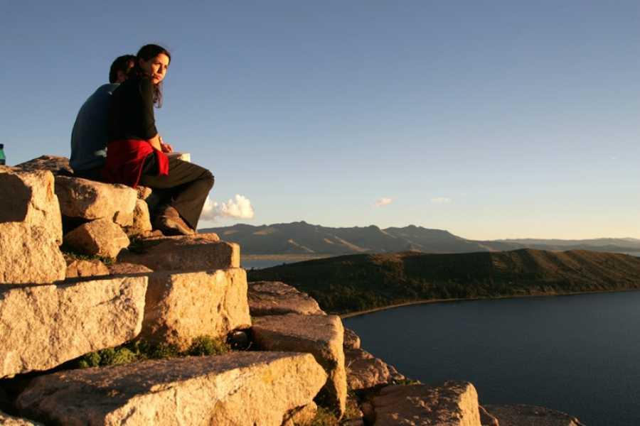 Turisbus Isla del Sol: Ancestral energy and culture. La Paz - La Paz