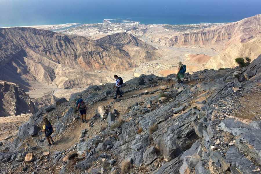 Adventurati Outdoor Obstacle Challenge Hike - RAK