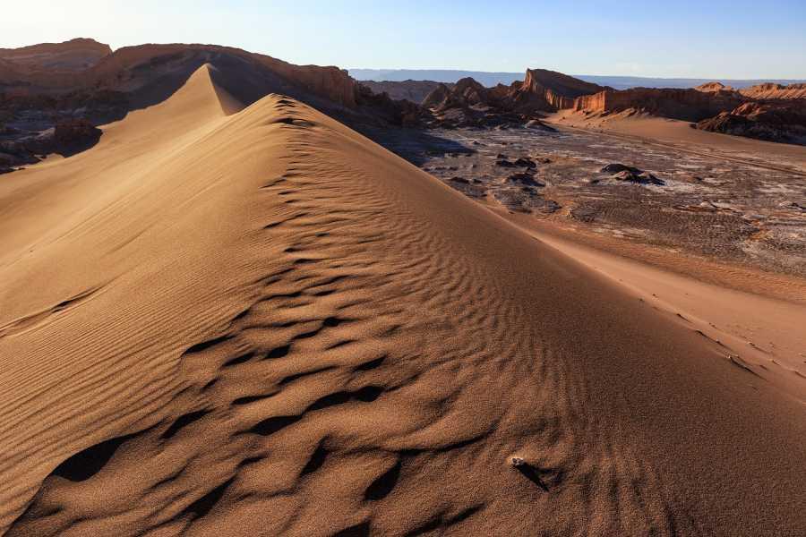 Uyuni Expeditions VALE DA LUA HALF DAY