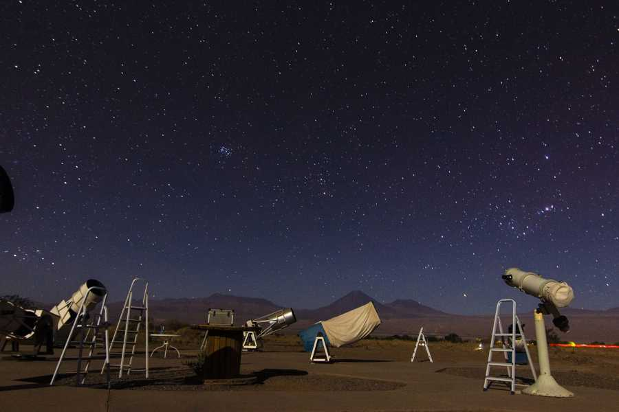 Uyuni Expeditions ASTRONOMICAL TOUR HALF NIGHT