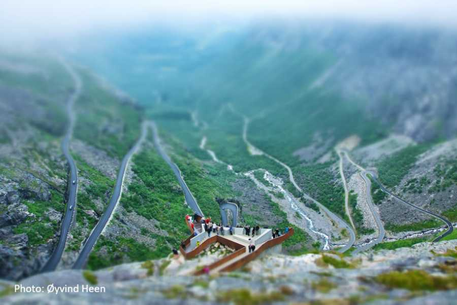 FRAM Buss to Hike: Hiking at Trollstigen