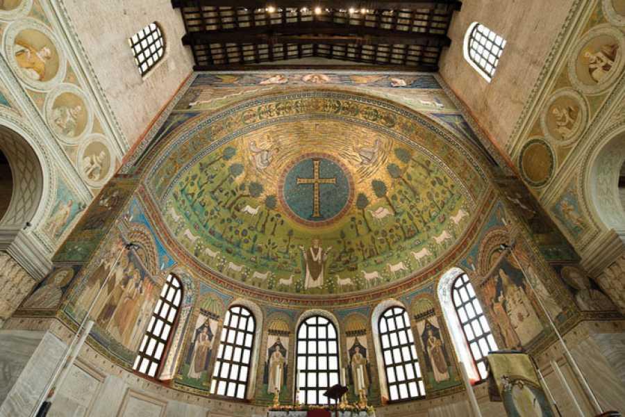 Cervia Turismo Classis Museum und Basilika Sant'Apollinare in Classe - Geführte Tour