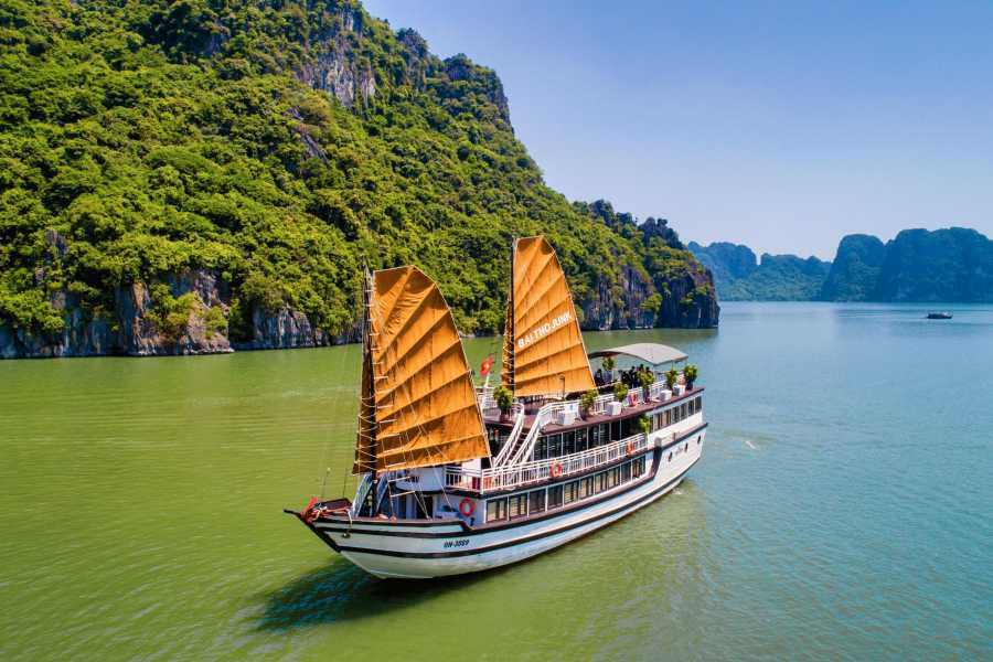 OCEAN TOURS SOMAPSYC discover Vietnam 10 days on march 2020
