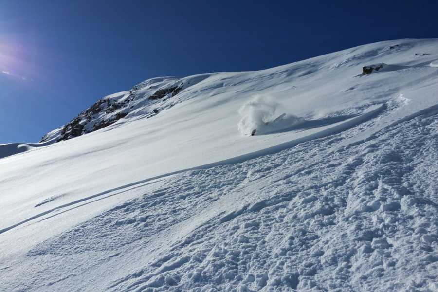 Saas-Fee Guides Ski- Splitboard Grundkurs